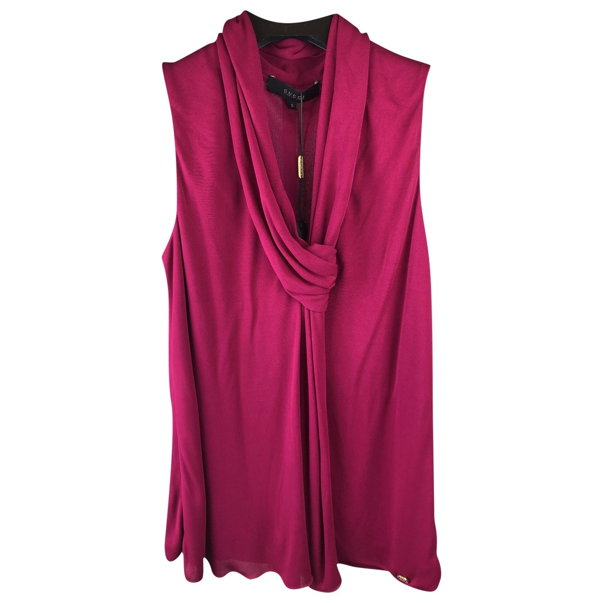 Gucci \N Pink  top for Women 40 IT