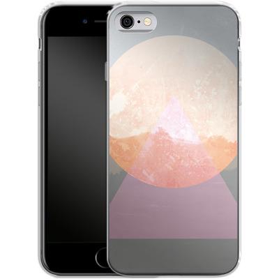 Apple iPhone 6 Silikon Handyhuelle - Landscape Abstract 3 von Mareike Bohmer