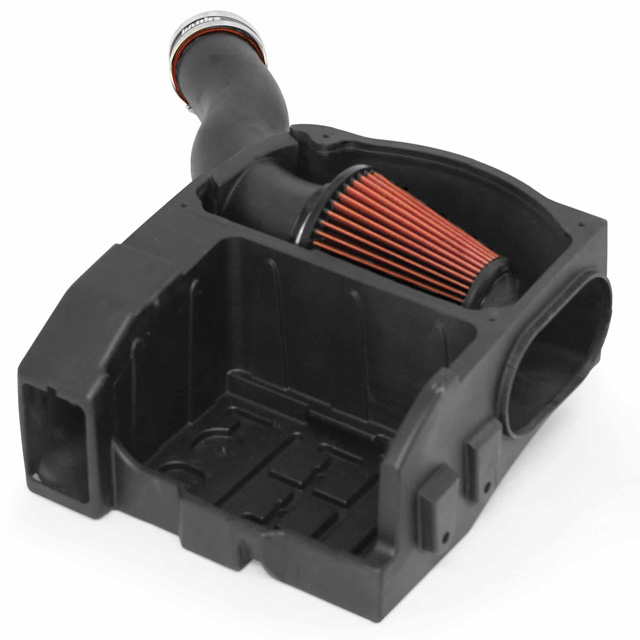 Ram-Air Cold-Air Intake System Oiled Filter 99-03 Ford 7.3L Banks Power 42210
