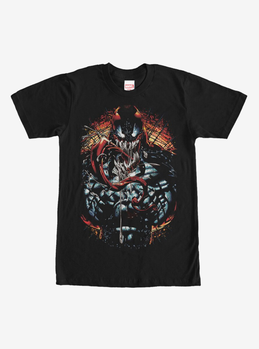 Marvel Carnage Fear T-Shirt