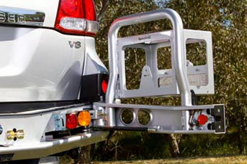 ARB Rear Left Jerry Can Holder Toyota Land Cruiser