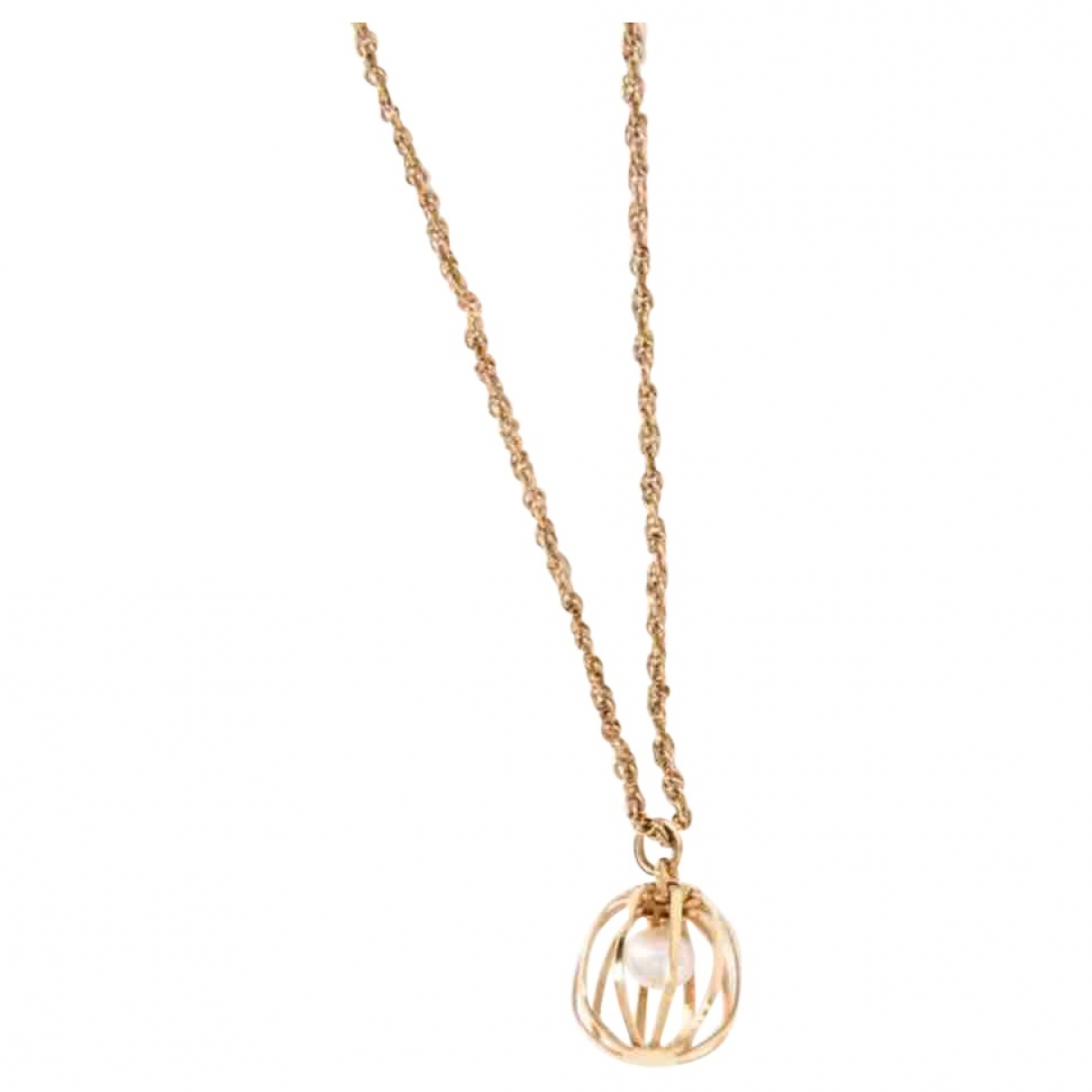 Imai \N Gold Gold plated necklace for Women \N