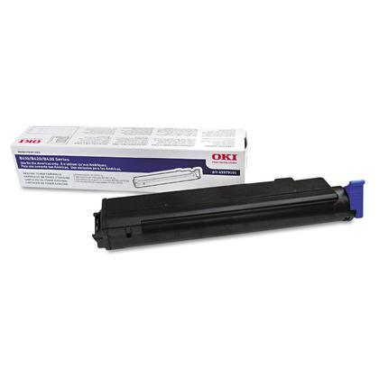Okidata 43979101 Original Black Toner Cartridge