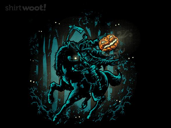 Haunted Wood T Shirt