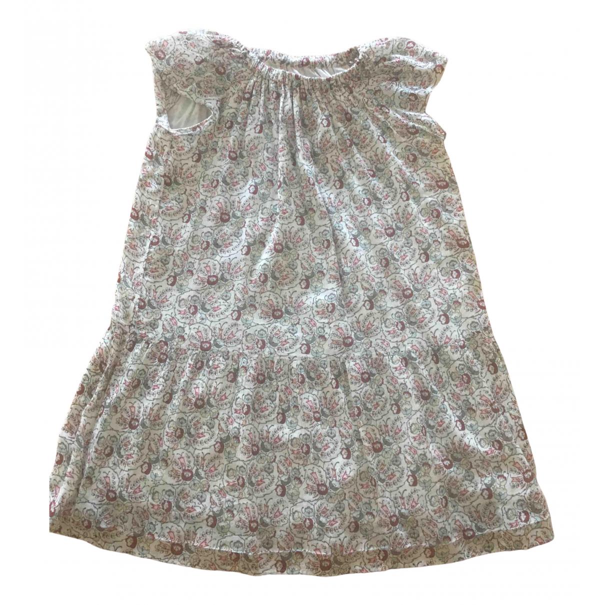 Bonpoint \N Kleid in  Bunt Baumwolle