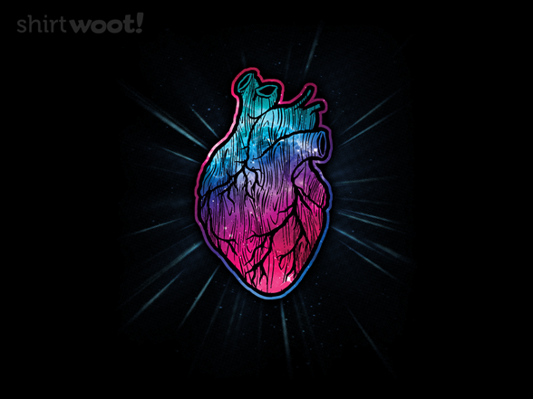 Carved Heart T Shirt