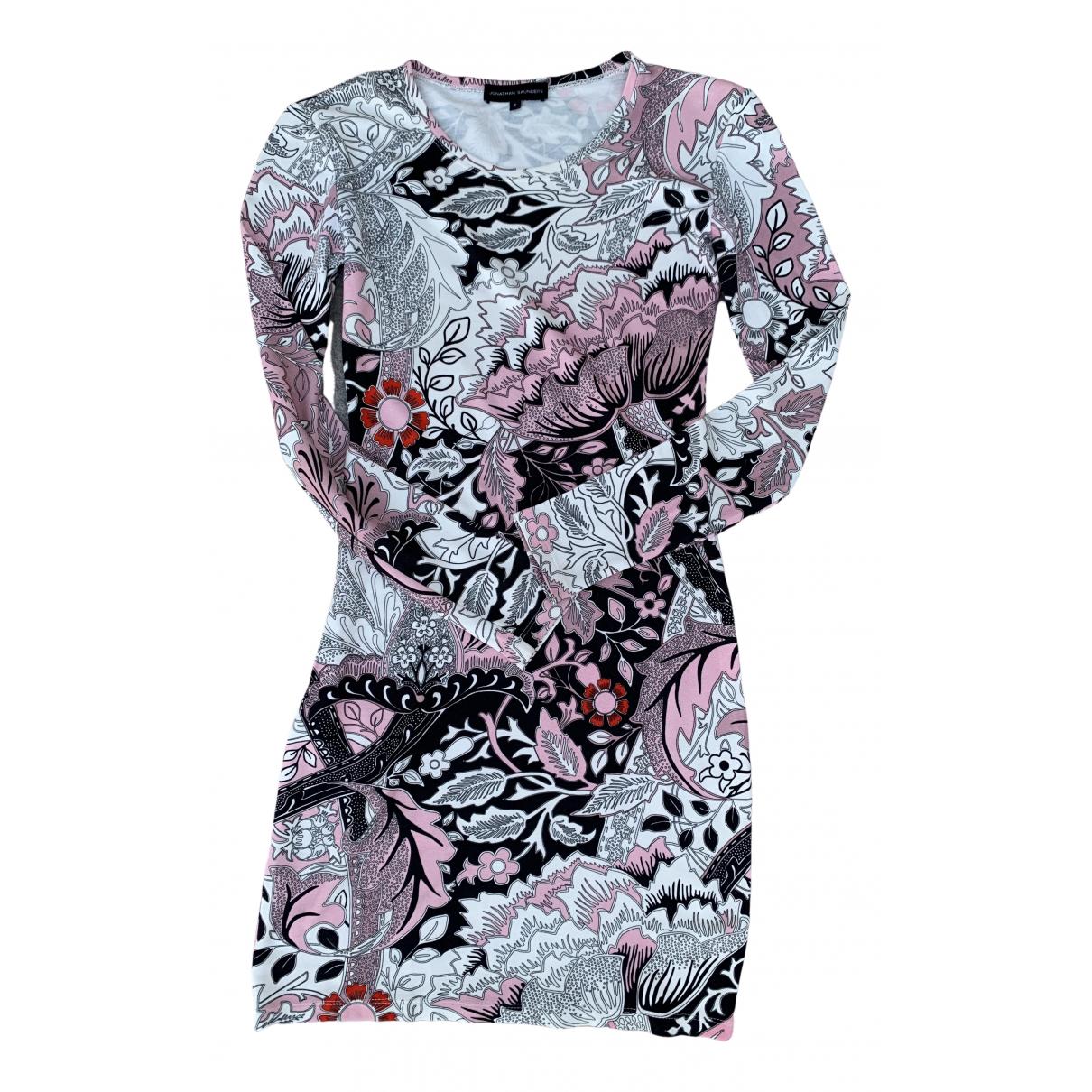 Jonathan Saunders \N Multicolour dress for Women S International