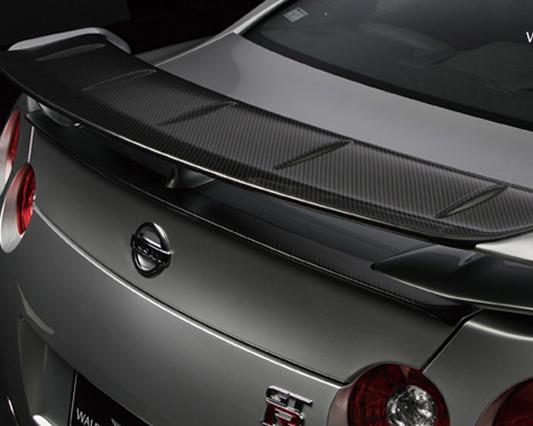 Wald International GTR.RW.09 Black Bison Carbon Wing Cover Nissan GT-R R35 2009-2021