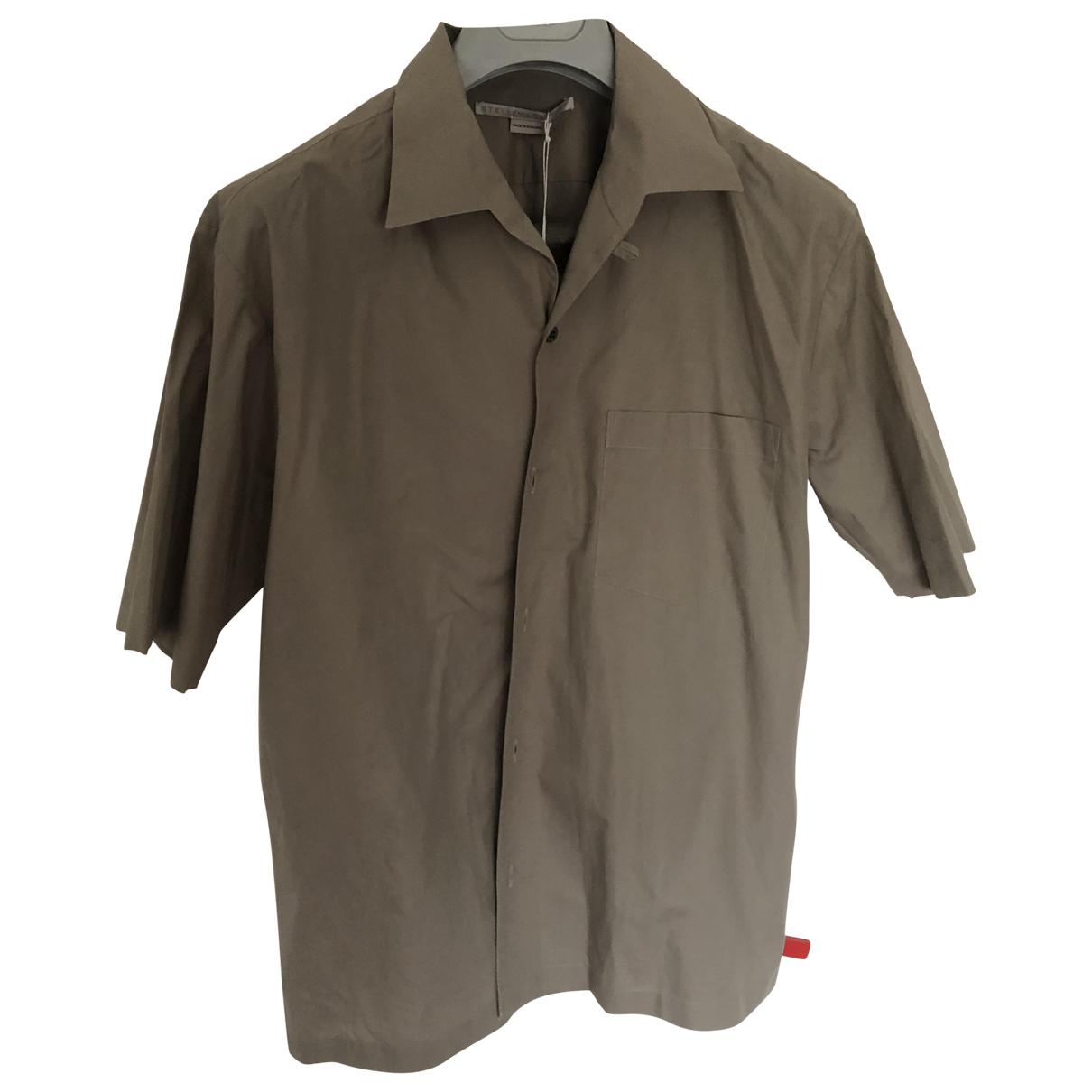 Stella Mccartney - Chemises   pour homme en coton - beige