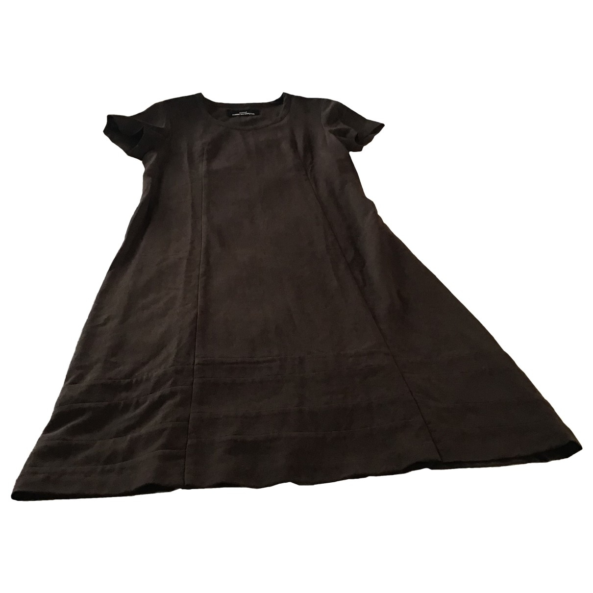 Comme Des Garcons \N Brown Wool dress for Women S International