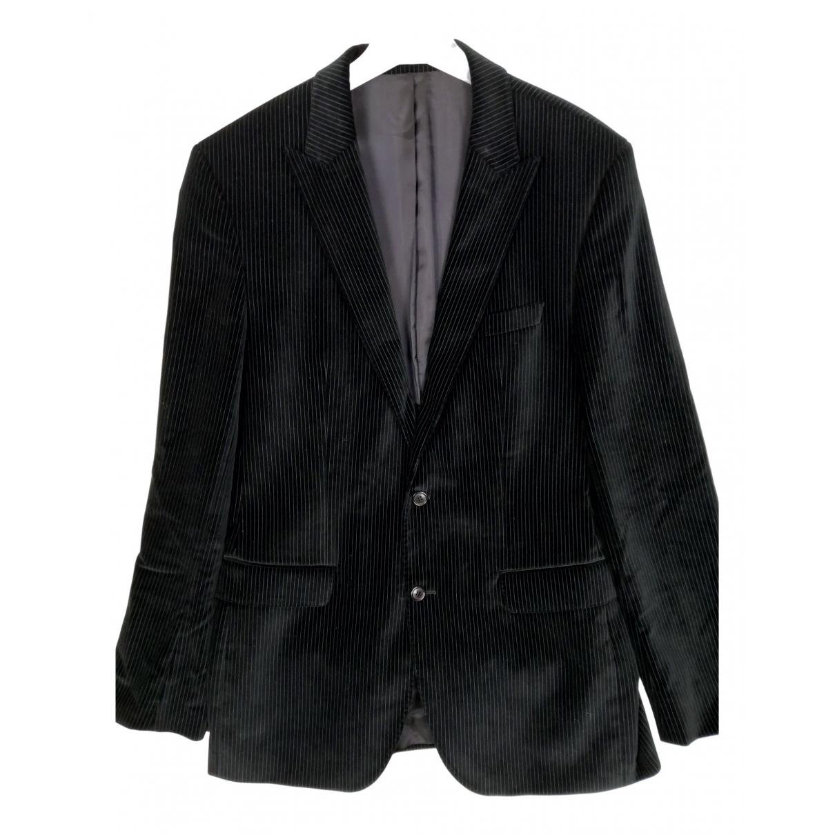 Boss N Black Velvet jacket  for Men M International