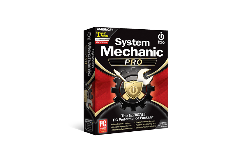 iolo System Mechanic Pro Key (1 Year / 3 PCs)