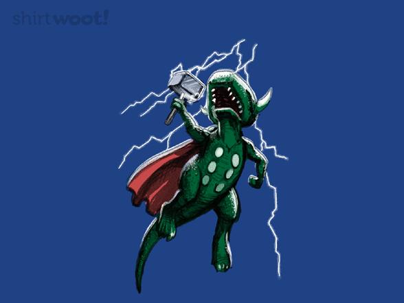 Dinothor T Shirt