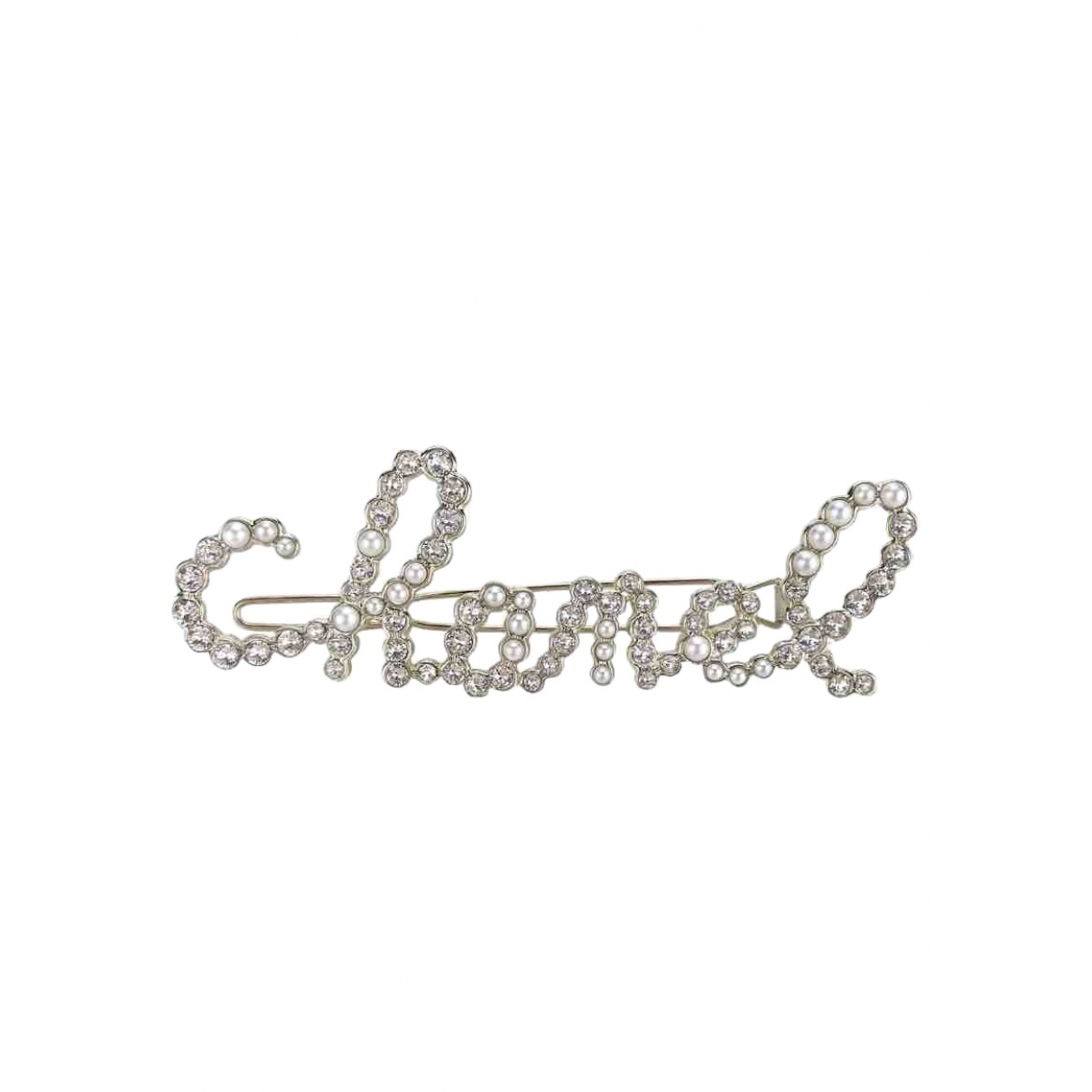 Chanel \N Haarschmuck in Metall