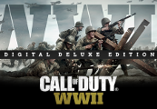 Call of Duty: WWII Digital Deluxe Edition EU XBOX One CD Key