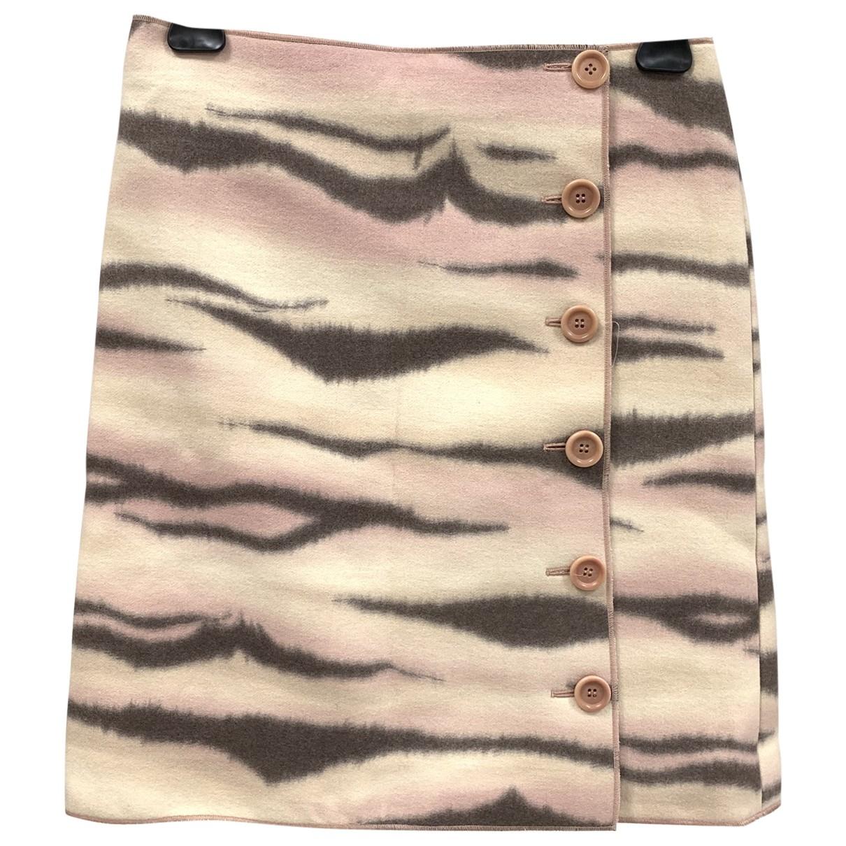 Falda midi de Lana Moschino Cheap And Chic