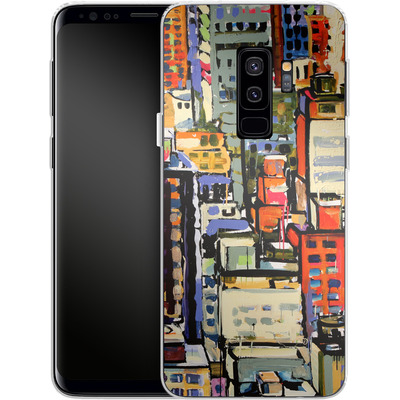 Samsung Galaxy S9 Plus Silikon Handyhuelle - Autumn Light von Tom Christopher