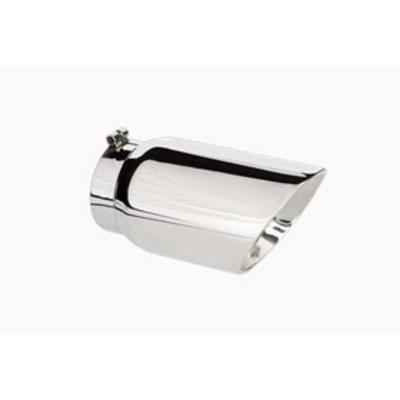 Carriage Works 304 Stainless Steel Exhaust Tip (Polished) - 5066