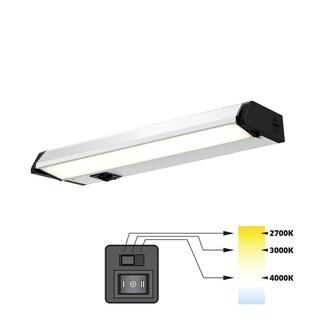 DALS Color Changing Linear Under Cabinet LED Light (9
