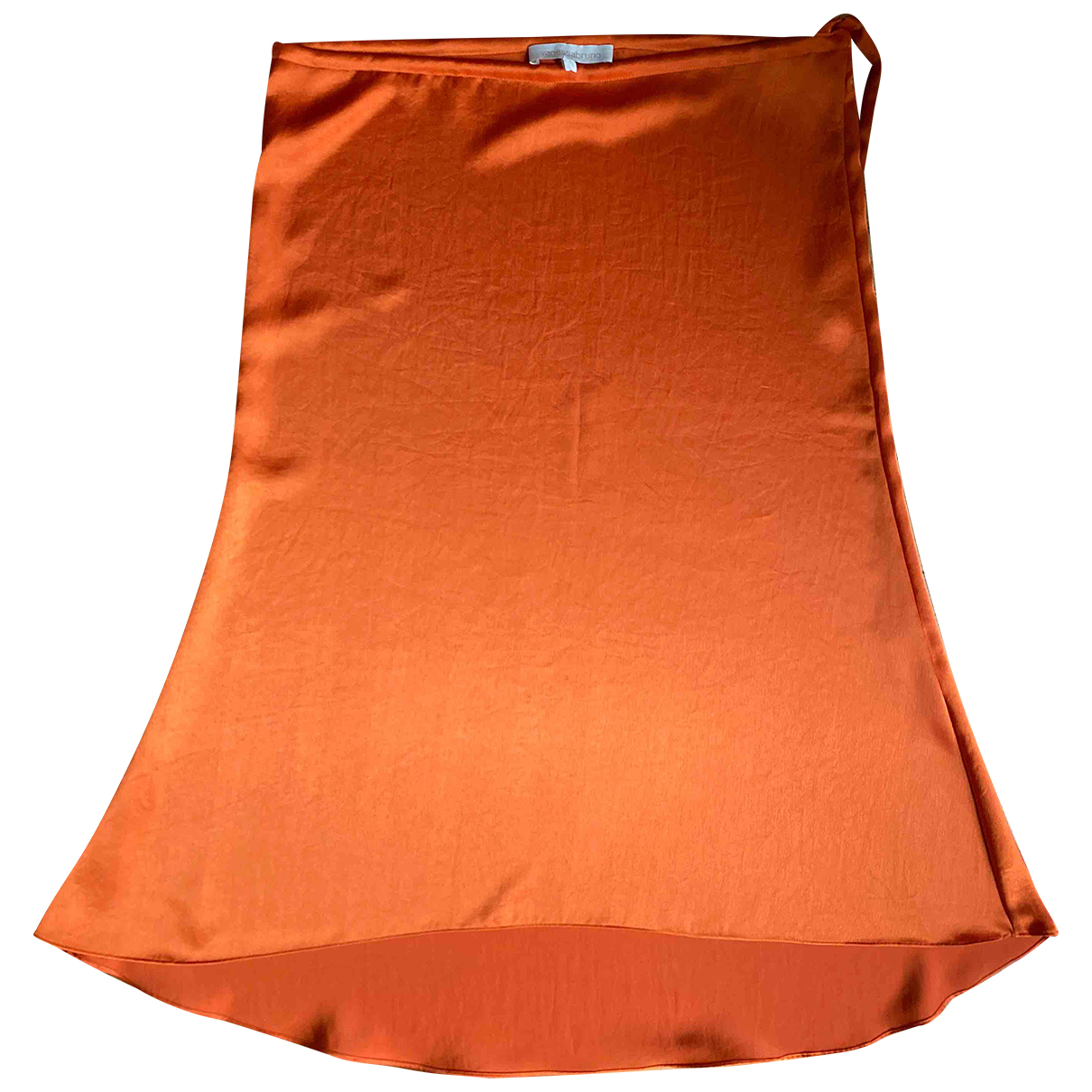 Vanessa Bruno N Orange skirt for Women S International