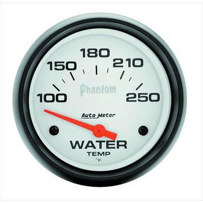 Auto Meter Phantom Electric Water Temperature Gauge - 5837