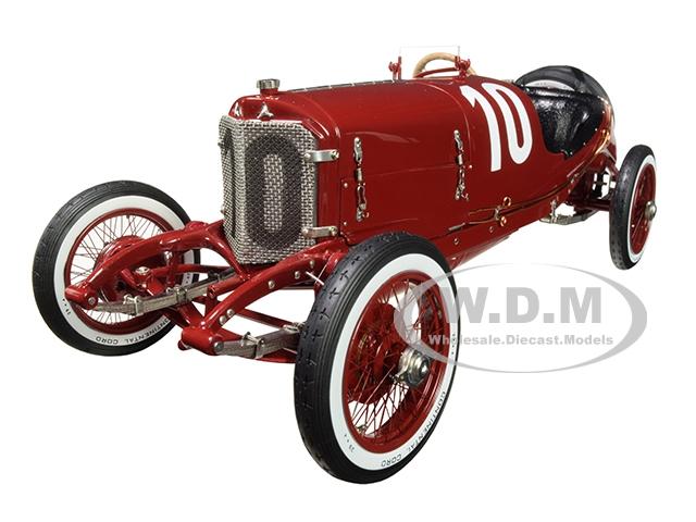 Mercedes Benz Targa Florio 10 Christian Werner Targa Florio (1924) Limited Edition to 600 pieces Worldwide 1/18 Diecast Model Car by CMC