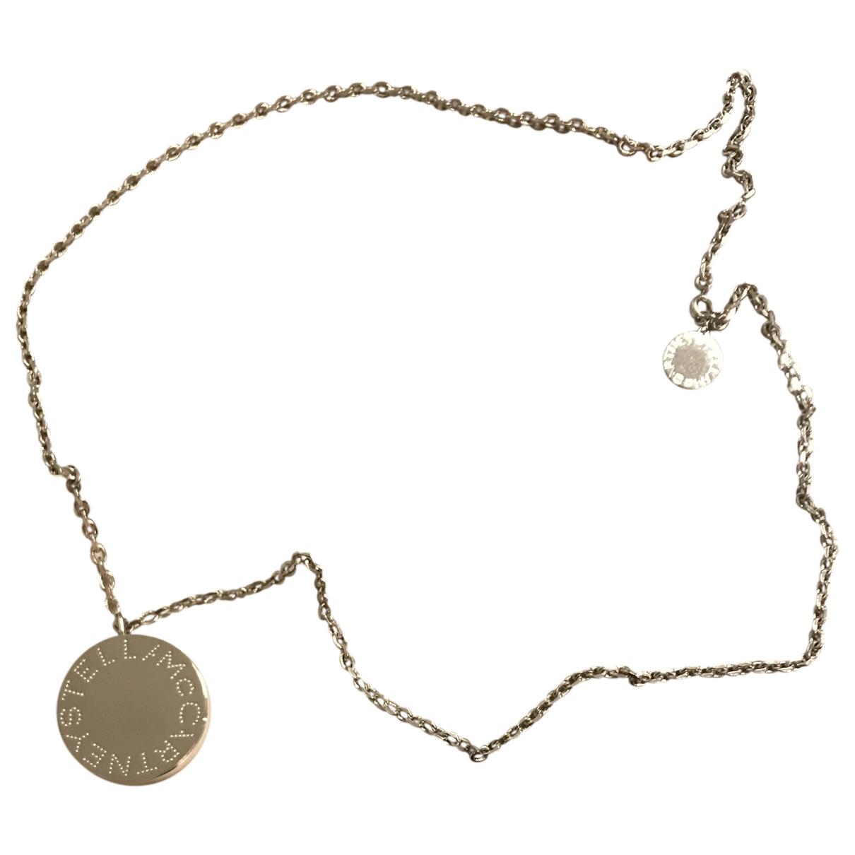 Stella Mccartney \N Halskette in  Silber Silber
