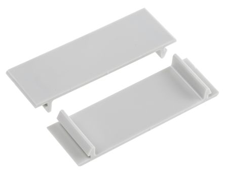 Wylex 1 way backing plate for MCB,17.5mm width (10)