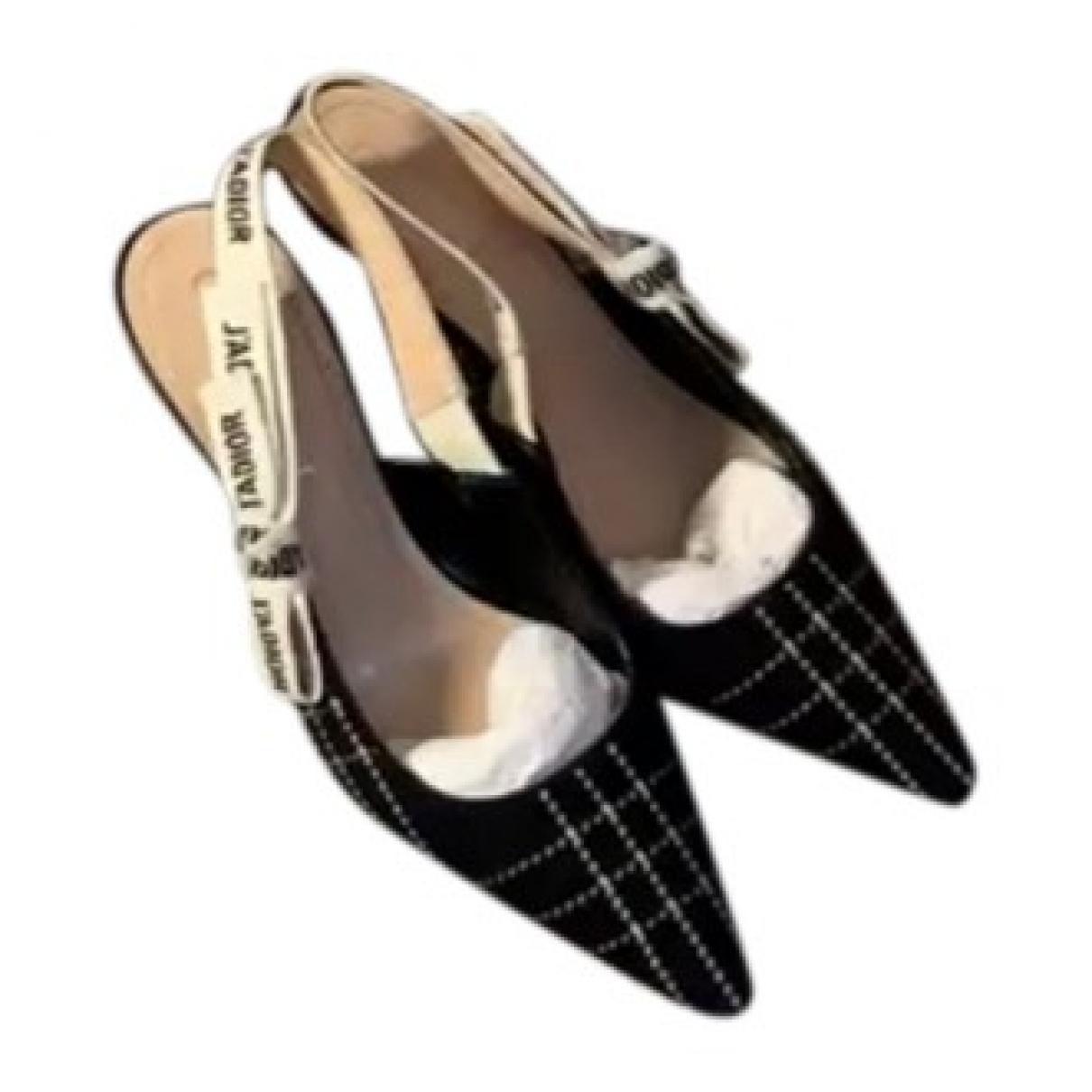Tacones Jadior Tweed Dior