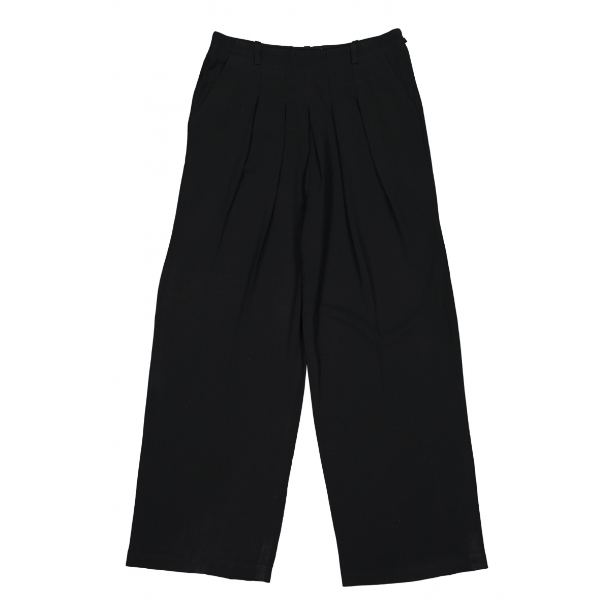 Chloé N Black Trousers for Women 40 FR