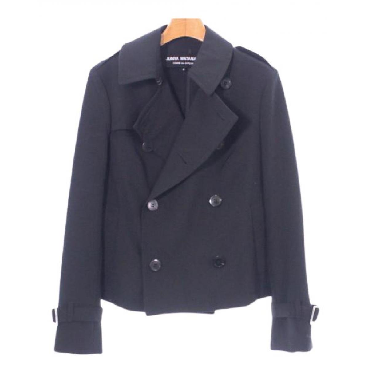 Junya Watanabe - Veste   pour femme en laine - noir