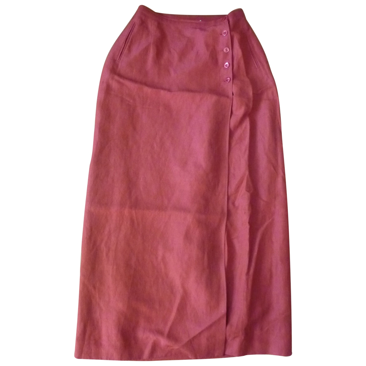 Cacharel - Jupe   pour femme - rouge