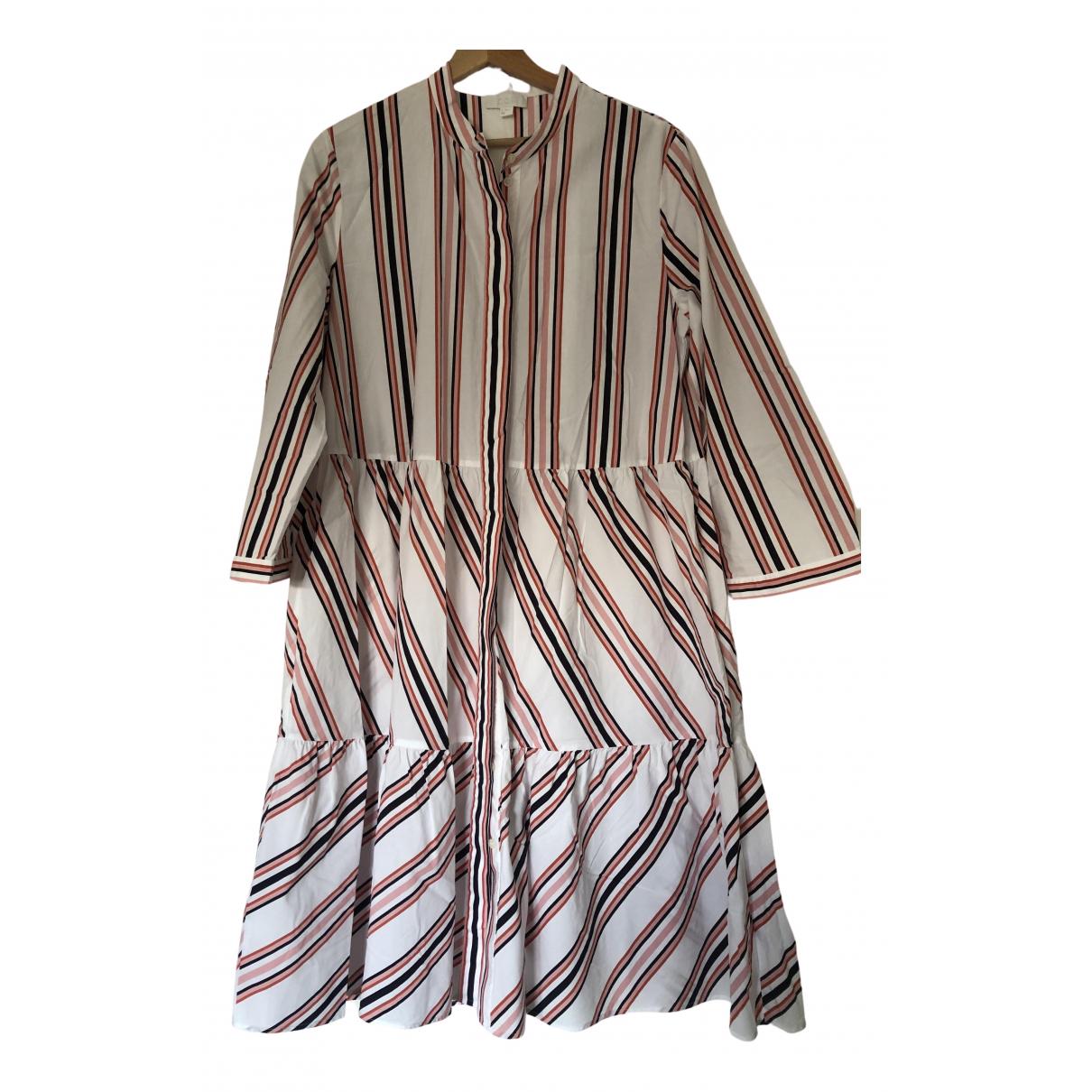 Cos \N Multicolour Cotton dress for Women 42 FR