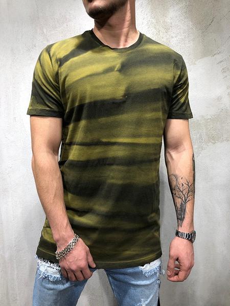 Yoins Men Summer Casual Cotton Soft T-Shirt
