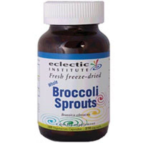 Broccoli Sprouts 150 Caps by Eclectic Institute Inc