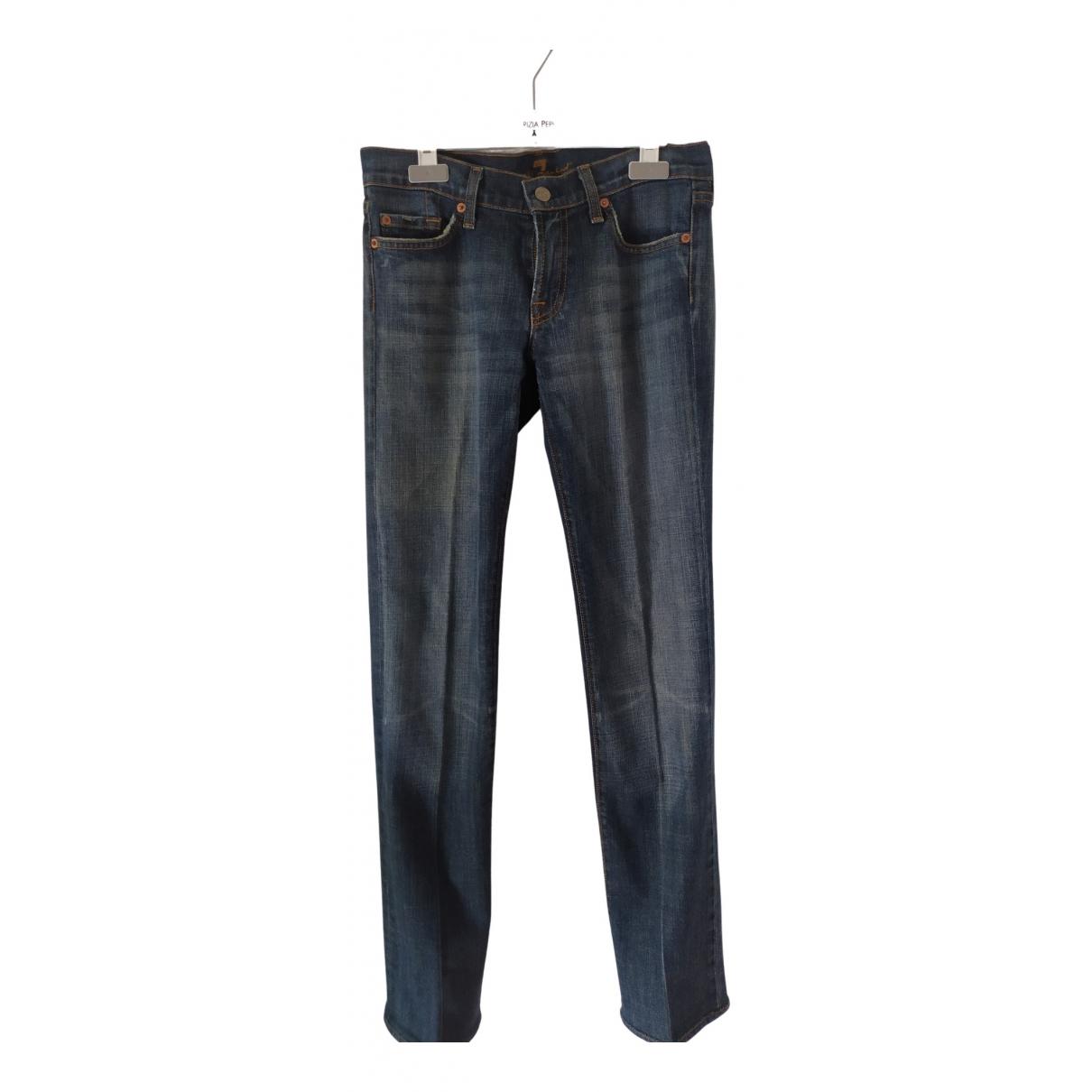 Pantalon pitillo 7 For All Mankind