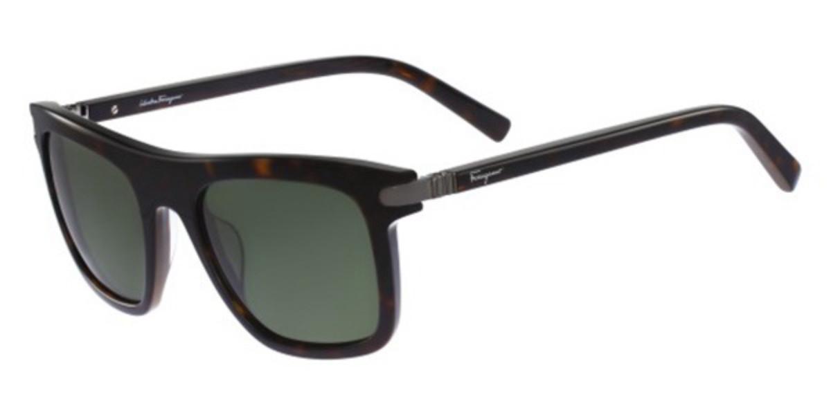 Salvatore Ferragamo SF 785S 214 Men's Sunglasses Tortoise Size 52