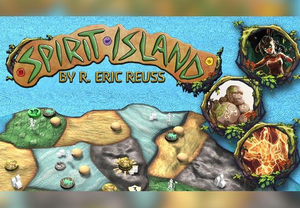 Spirit Island Steam CD Key