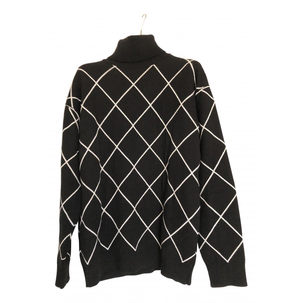 Each X N Black Wool Knitwear for Women S International