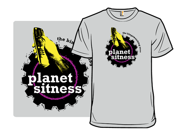 Planet Sitness T Shirt