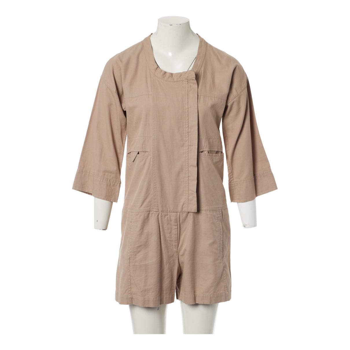 Isabel Marant - Combinaison   pour femme en coton - beige