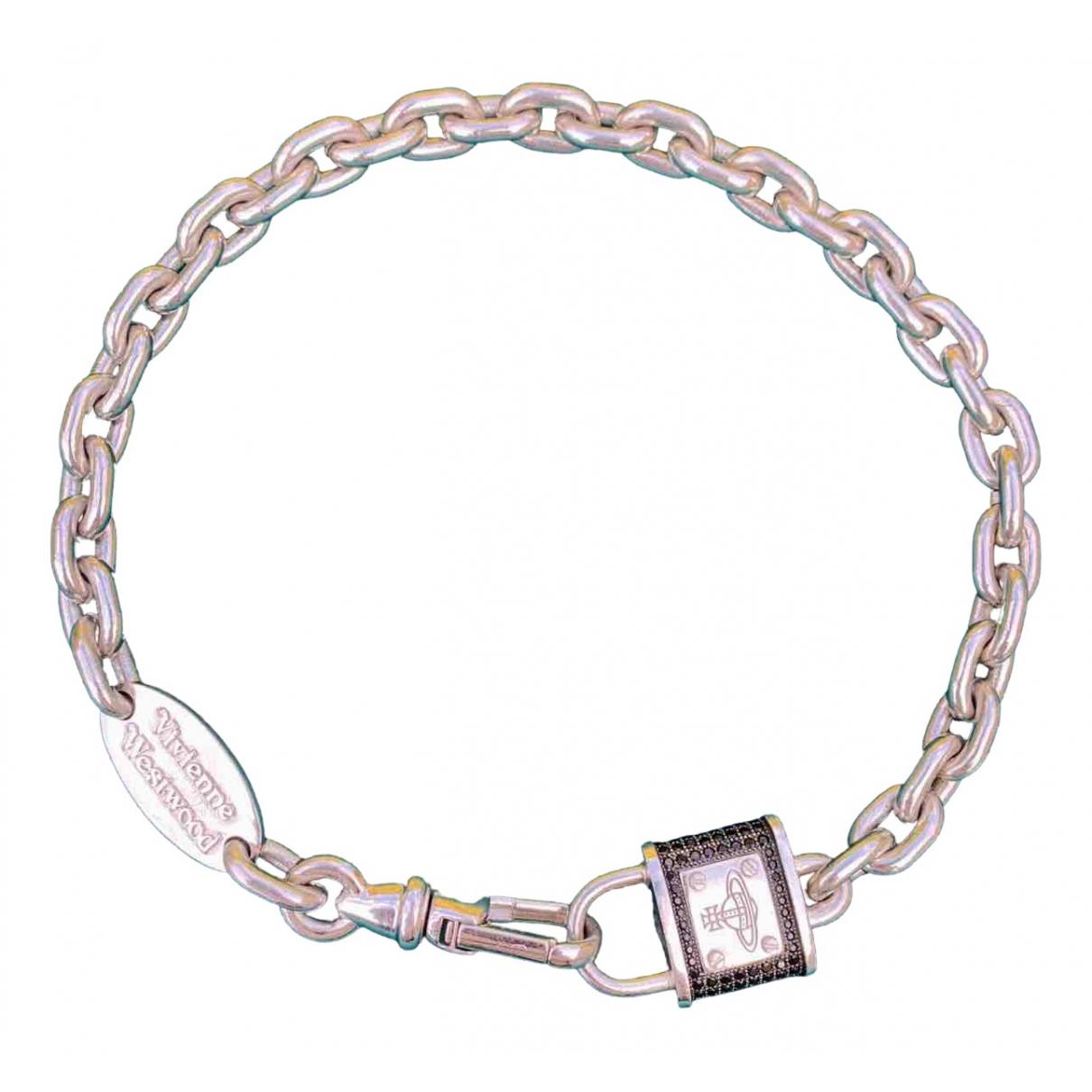 Collar de Plata Vivienne Westwood