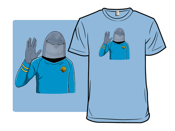 Live Long And Porpoise T Shirt
