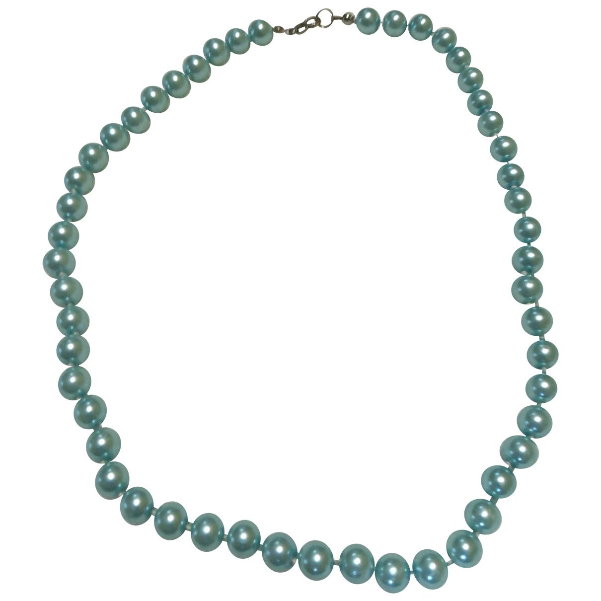 Collar Corail con Perla Non Signe / Unsigned
