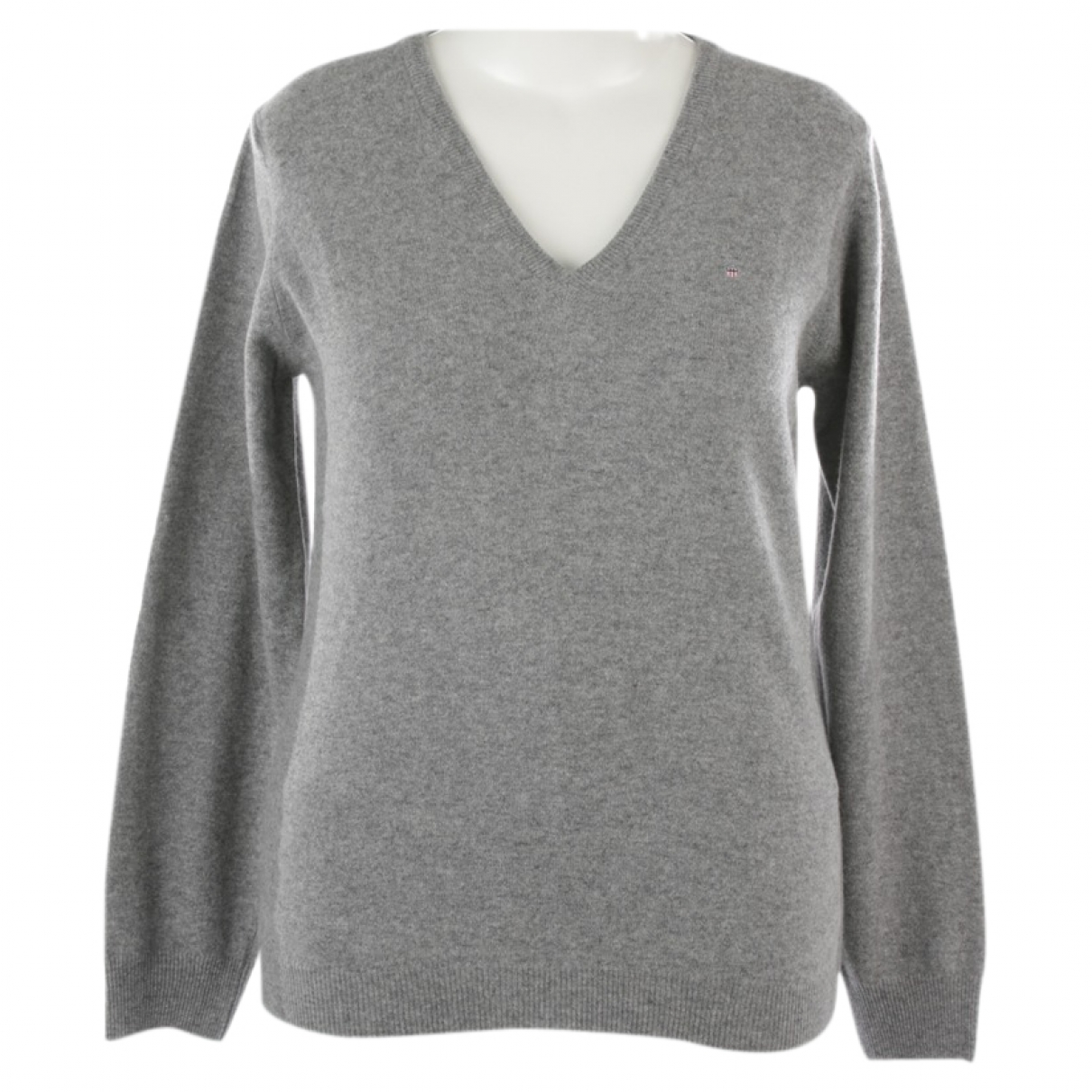 Gant Rugger \N Grey Wool Knitwear for Women XXXL International