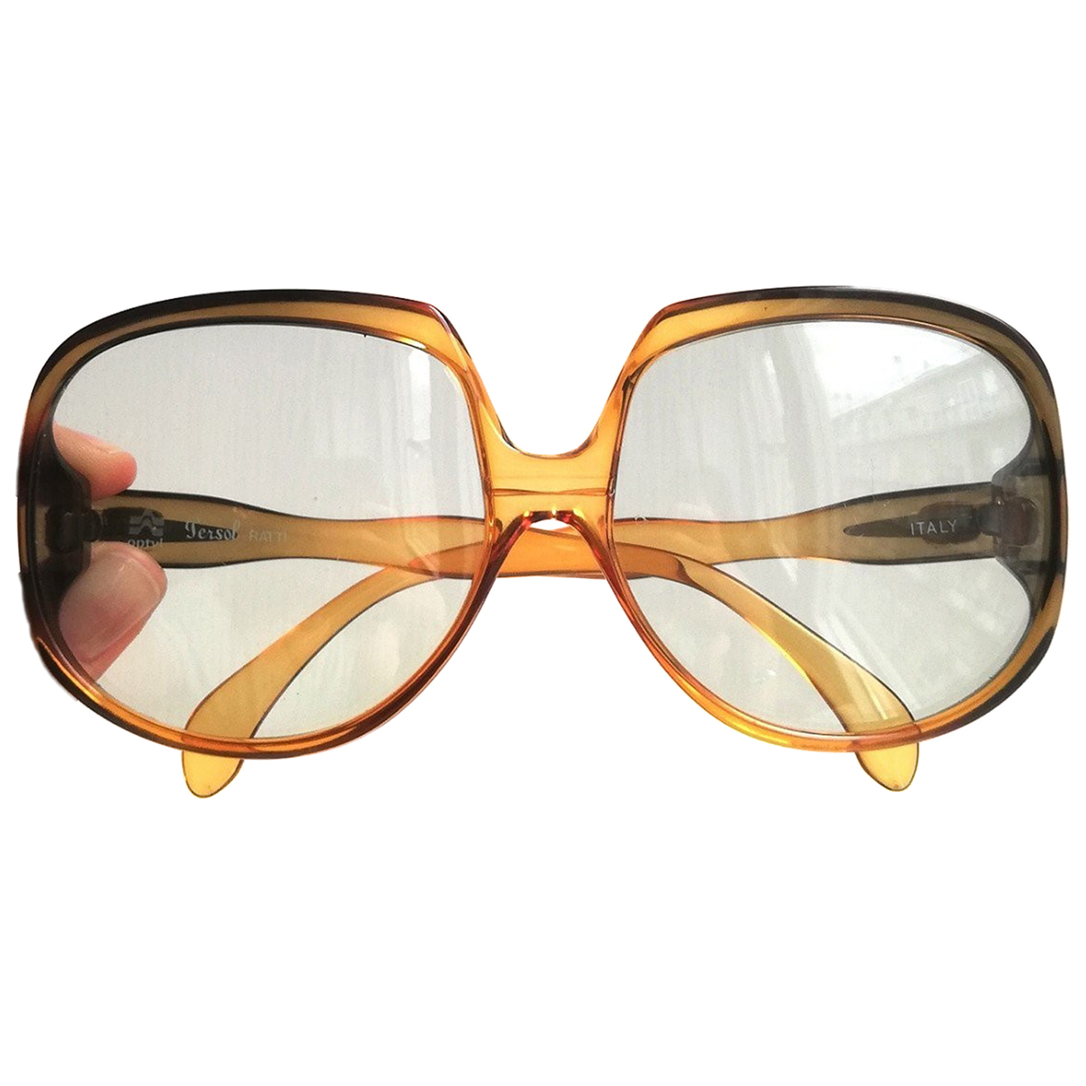 Persol N Yellow Sunglasses for Women N