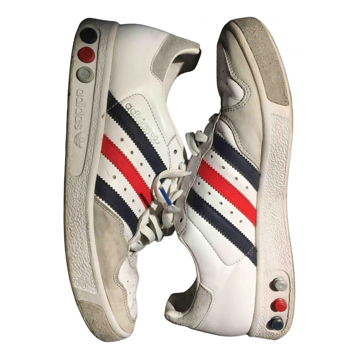 Adidas \N Sneakers in Leder
