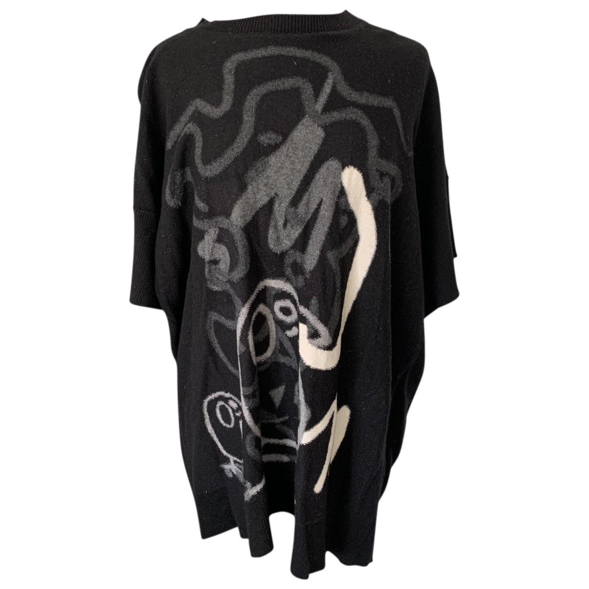 Sonia Rykiel - Robe   pour femme en laine - noir