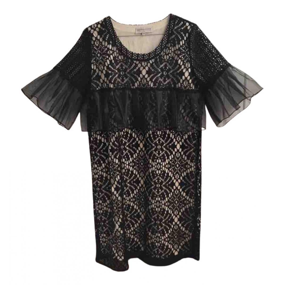 Heimstone N Black Lace dress for Women 38 FR