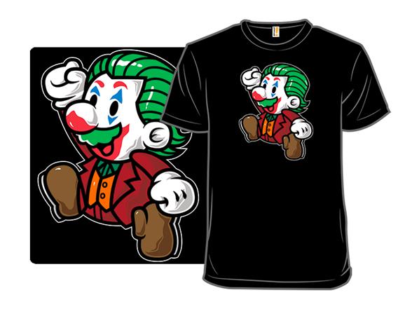 Super Evil Jump T Shirt